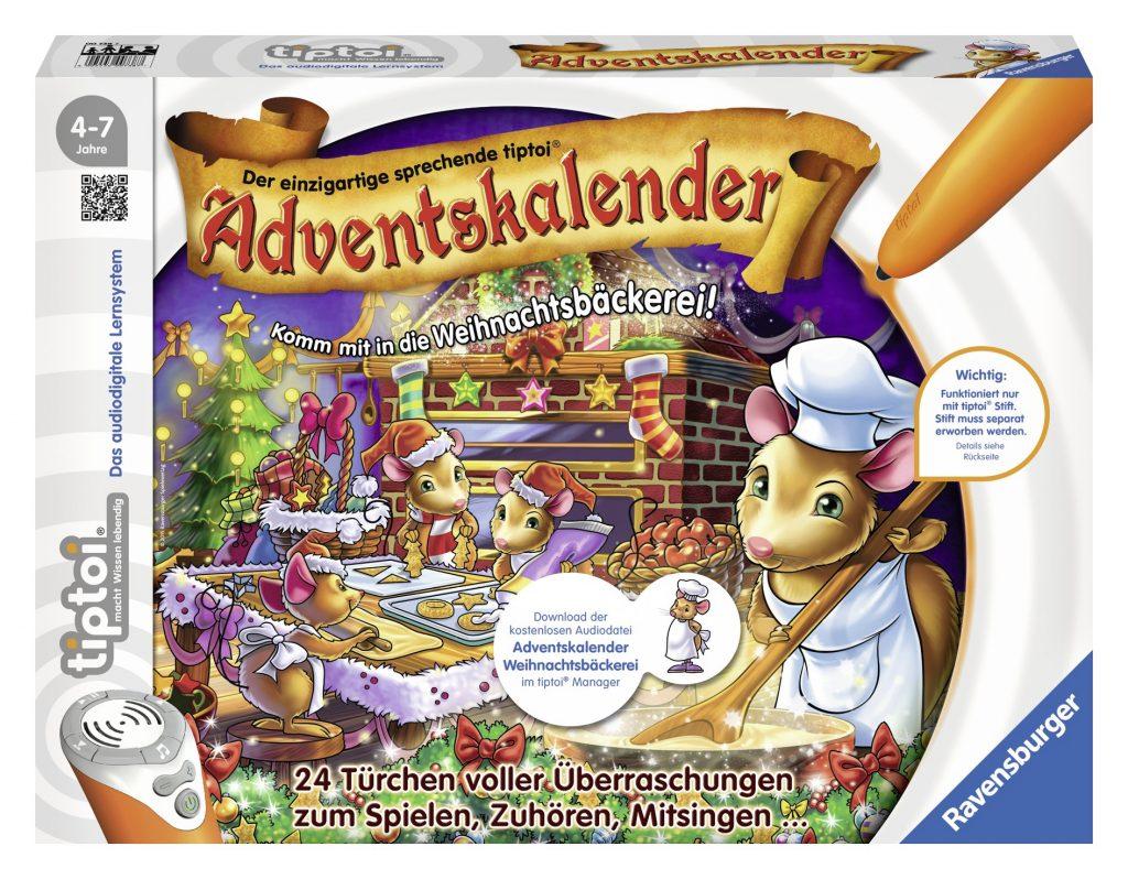 Ravensburger Adventskalender 2015