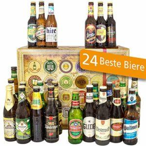 """24x Biere """"Welt & Deutschland"""" 0,33l"""