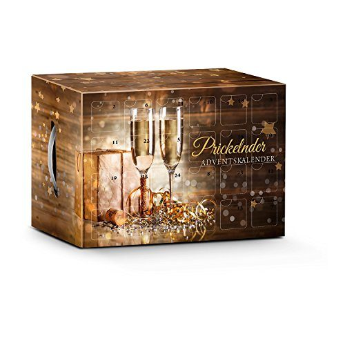 sekt secco perlwein prosecco adventskalender 24x. Black Bedroom Furniture Sets. Home Design Ideas