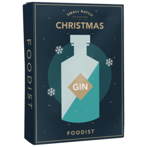 Foodist Gin Adventskalender - 24 Gins