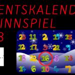 Adventskalender Gewinnspiel 2018 – 16. Türchen