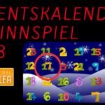 Adventskalender Gewinnspiel 2018 – 17. Türchen