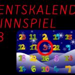Adventskalender Gewinnspiel 2018 – 3. Türchen
