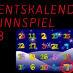Adventskalender Gewinnspiel 2018 – 7. Türchen