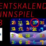 Adventskalender Gewinnspiel 2018 – 19. Türchen