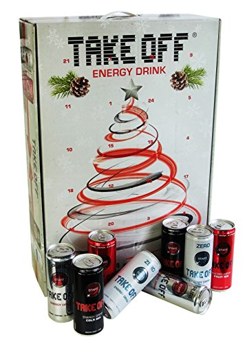 Take Off Energy Drink Adventskalender