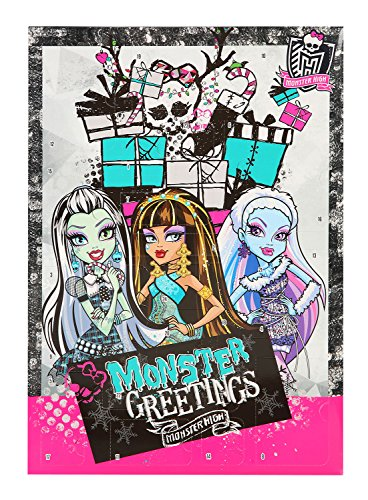 "Adventskalender Monster High ""Monster Greetings"" - Undercover MHCP8020 - 2015"