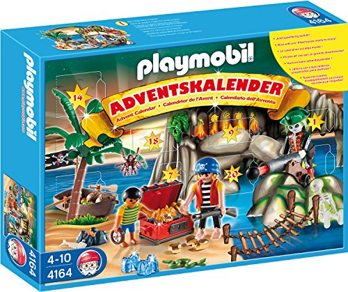 "Playmobil ""Piraten-Schatzhöhle"" - 4164 - Adventskalender - 2011"