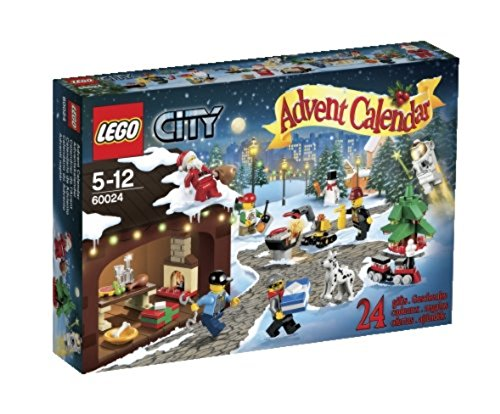 Lego City - 60024 - Adventskalender - 2013