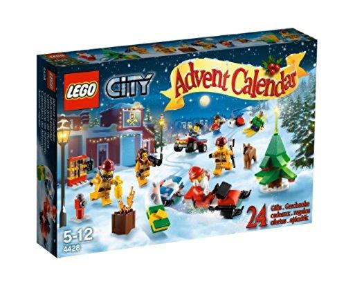 Lego City - 4428 - Adventskalender - 2012