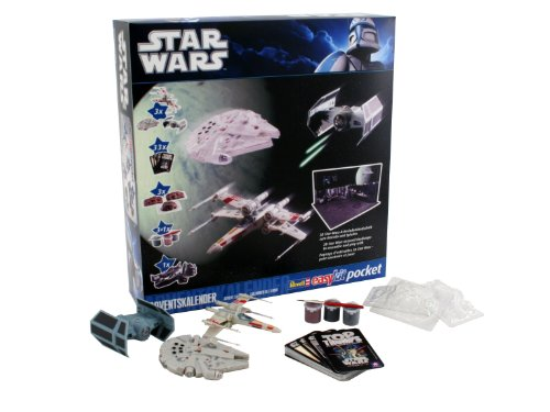 Revell 01002 - Adventskalender Star Wars