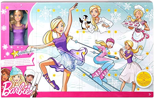 Mattel Barbie Adventskalender 2018