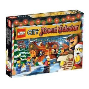LEGO City - 7907 - Adventskalender - 2007