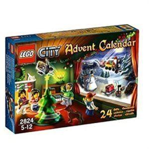 LEGO City - 2824 - Adventskalender - 2010