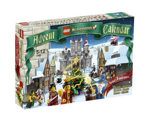 Lego Kingdoms - 7952 - Adventskalender - 2010