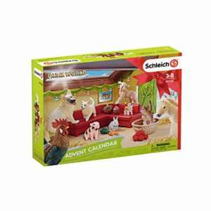 Schleich Farm World Adventskalender 2018