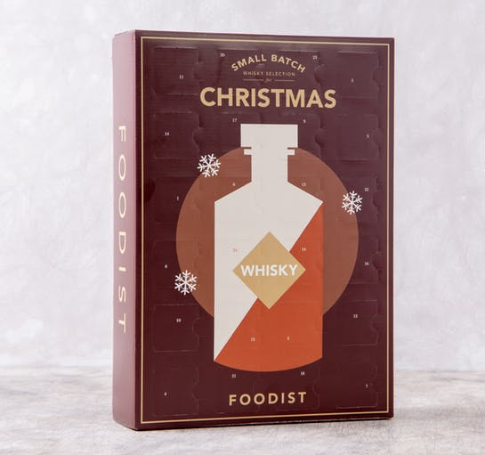 Foodist Whisky Adventskalender