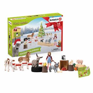 SCHLEICH 97873 Farm World Adventskalender 2019