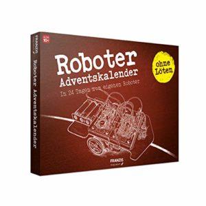 FRANZIS Roboter-Adventskalender 2019