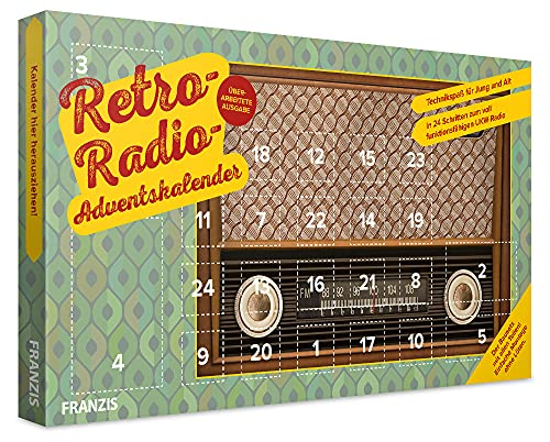 Radio In Adventskalender