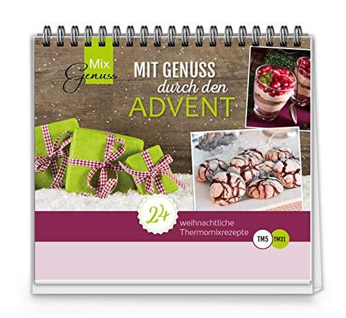 Der kleine MixGenuss Adventskalender 2016: Mit Genuss durch den Advent