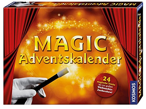 Kosmos - Magic Adventskalender - 2016 - 698782