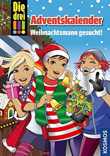 Die drei !!! - Adventskalender: Weihnachtsmann gesucht! - 2016