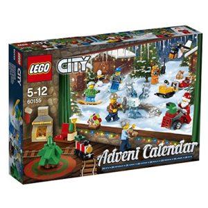 LEGO City Adventskalender 2017 - 60155 -