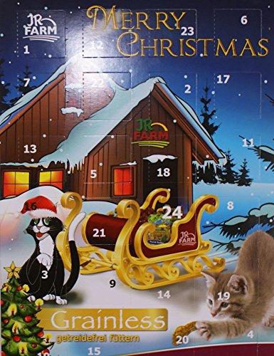 JR-Farm Adventskalender für Katzen