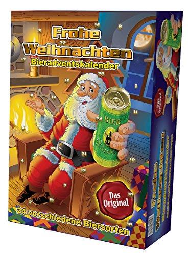 Drinks & Fun - Die Weihnachtsbrauerei Bierdosen-Adventskalender