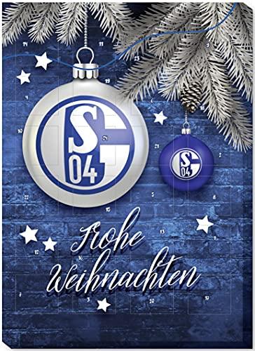 FC Schalke 04 Adventskalender Schokolade
