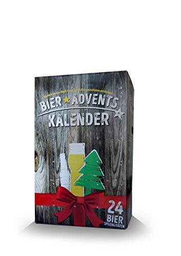 Bieradventskalender - 24 Biere aus Sachsen inkl. Craftbeer