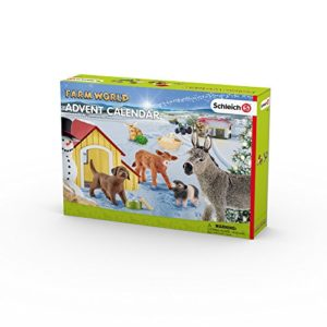 Schleich - Adventskalender Farm World 2017 - 97448