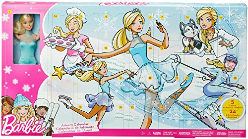 Mattel Barbie FGD01 - Adventskalender