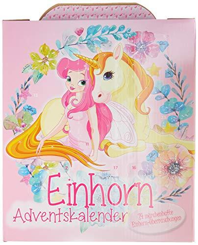 Einhorn Adventskalender