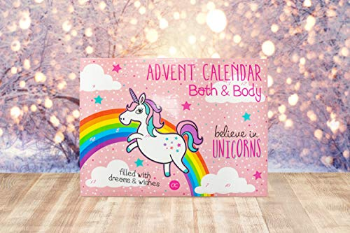Einhorn Adventskalender Bath & Body