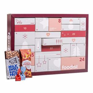 Foodist Gourmet Adventskalender 2020 - 24 süße und salzige Leckereien