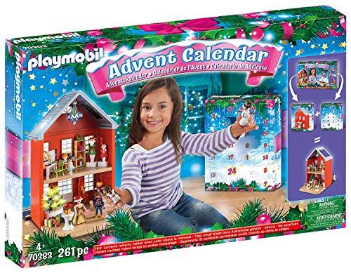 """Playmobil Adventskalender """"Weihnachten im Stadthaus"""" - 70383"""