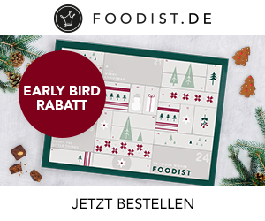 Foodist - Adventskalender
