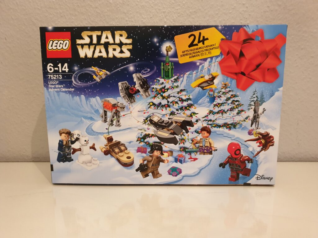 LEGO Star Wars Adventskalender 75213