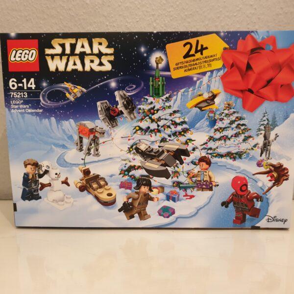 LEGO Star Wars Adventskalender zu gewinnen