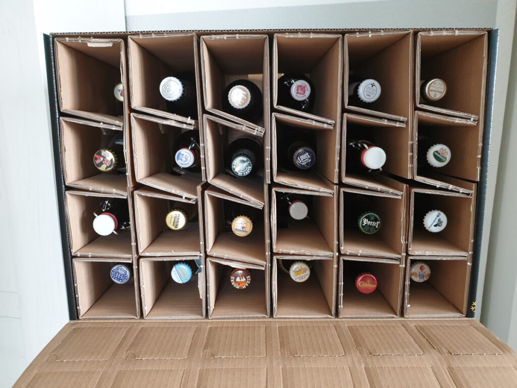 BierSelect Adventskalender offen
