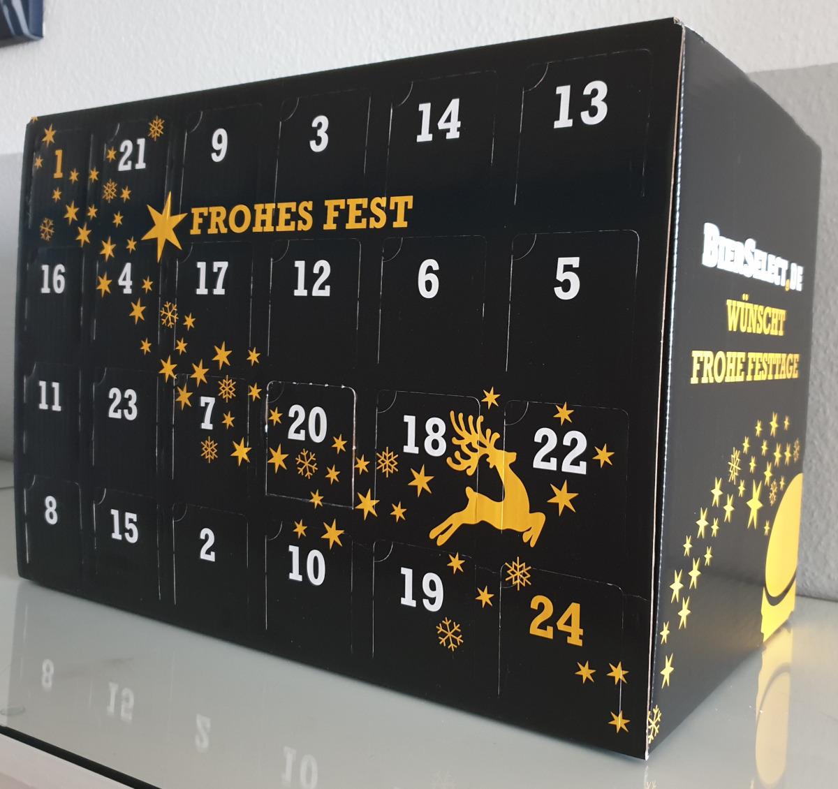 BierSelect Adventskalender