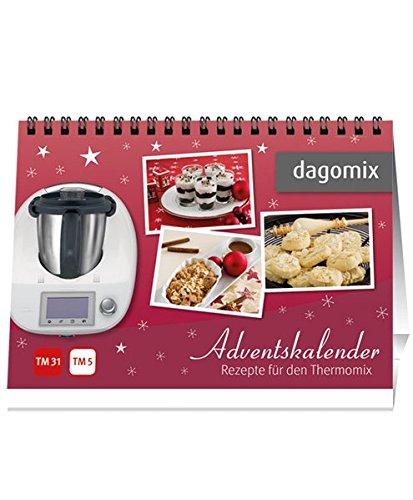 dagomix Adventskalender 2016: Rezepte für den Thermomix