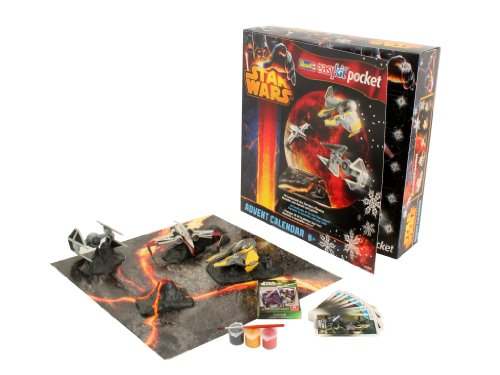 Revell 01007 - Adventskalender Star Wars