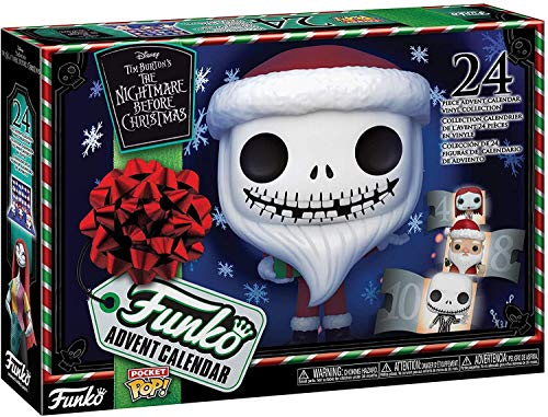 Funko Pocket Pop! The Night Before Christmas Adventskalender 49668