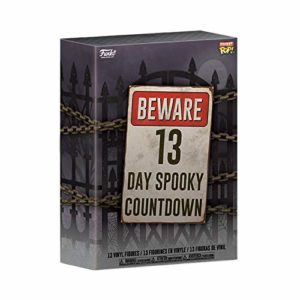 Funko Pocket Pop! 13 Day Spooky Countdown - Helloween-Kalender 48114