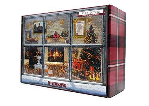 Whisky Adventskalender International Edition 2020 - Vita Dulcis