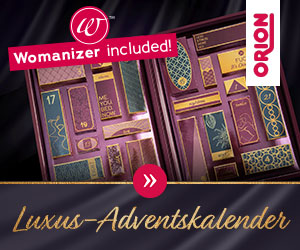 Orion Luxus-Adventskalender 2020 mit original Womanizer