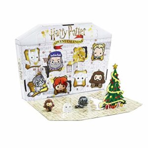 "Ooshies ""Harry Potter""-Adventskalender mit Sammelfiguren"